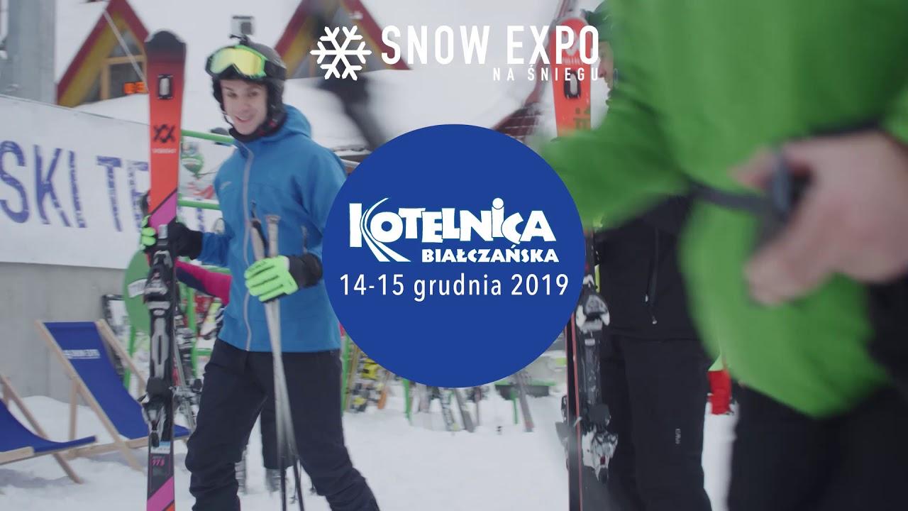 Zapowiedź SNOW EXPO na śniegu w sezonie 2019/20
