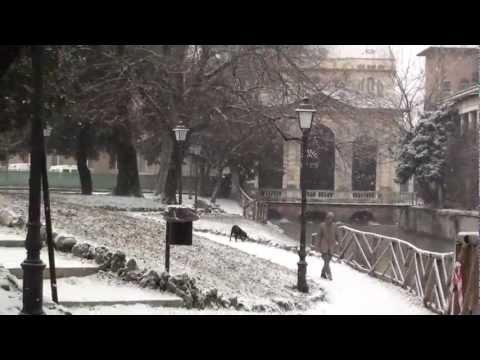 Neve a Vicenza - 12/02/2012 - (3-3) HD
