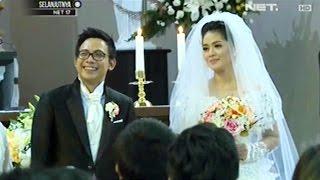 Prosesi Pernikahan / Pemberkatan DAVID NOAH & GRACIA INDRI