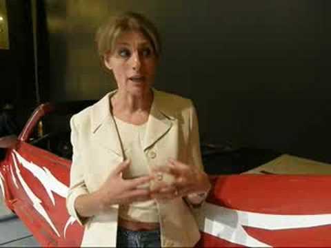 Coco Comin, coreógrafa de Grease, habla del debut en Bilbao