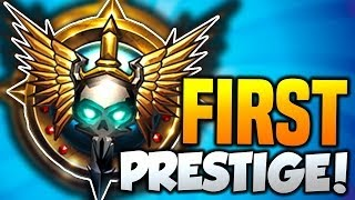 """FIRST PRESTIGE!"" - LIVE w/ TBNRfrags #10 (Call of Duty: Black Ops 3 Prestige Mode)"