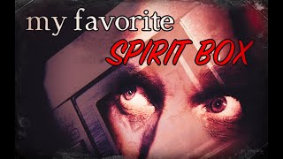 THIS SPIRIT BOX IS INSANE!! Asking for Cameron Boyce.