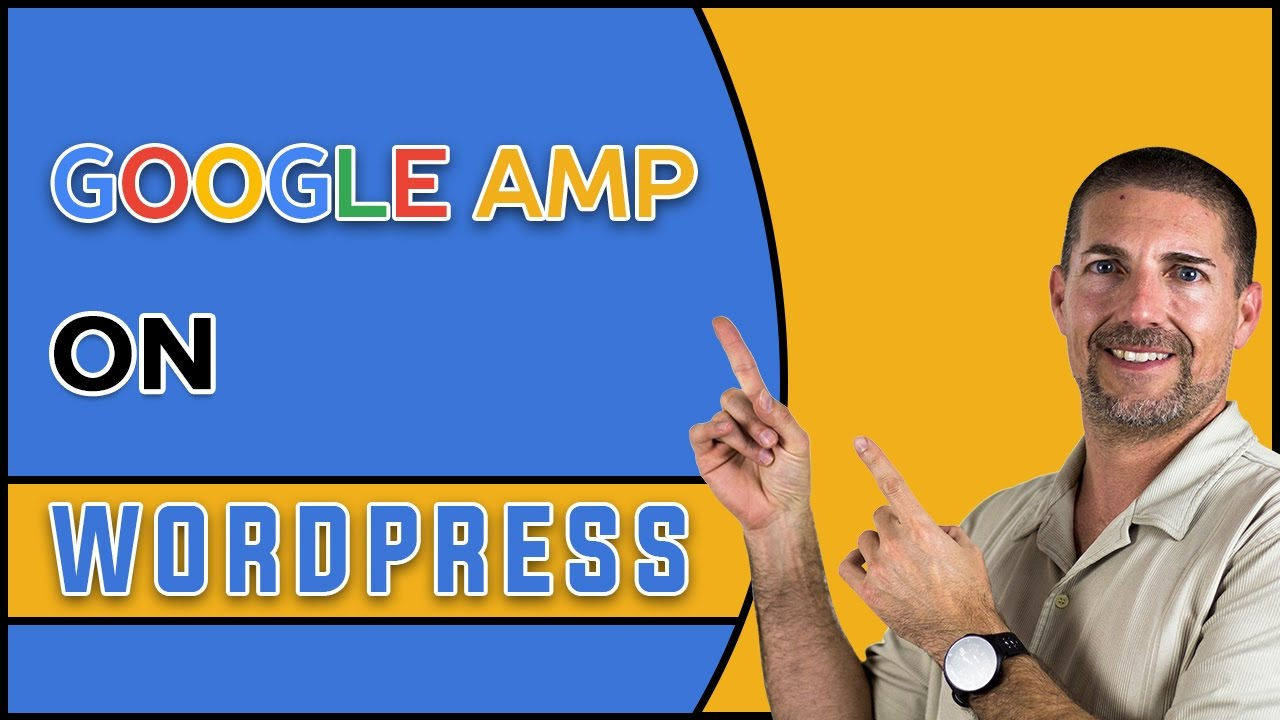 How To Install Google AMP On WordPress Website - YouTube