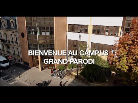 GROUPE IGS PARIS ǀ Bienvenue sur le campus parisien du Groupe IGS !