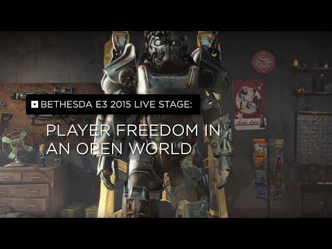 Fallout 4 Gun Gameplay Built With Doom Dev's Help