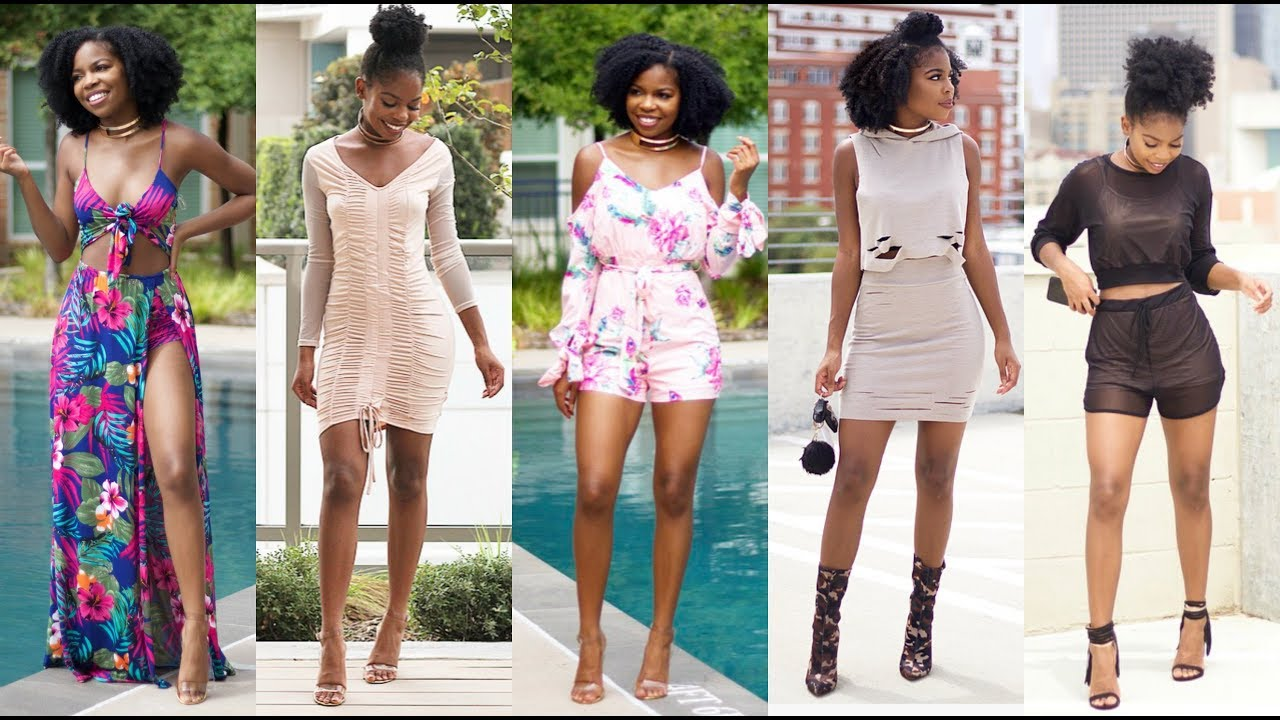 [VIDEO] - LOOKBOOK: SUMMER INTO FALL OUTFIT IDEAS FT. Hot Miami Styles 2