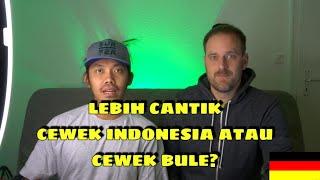 Perbedaan CEWEK INDONESIA DAN CEWEK JERMAN versi Bule Jerman  _ video WM eps. 160