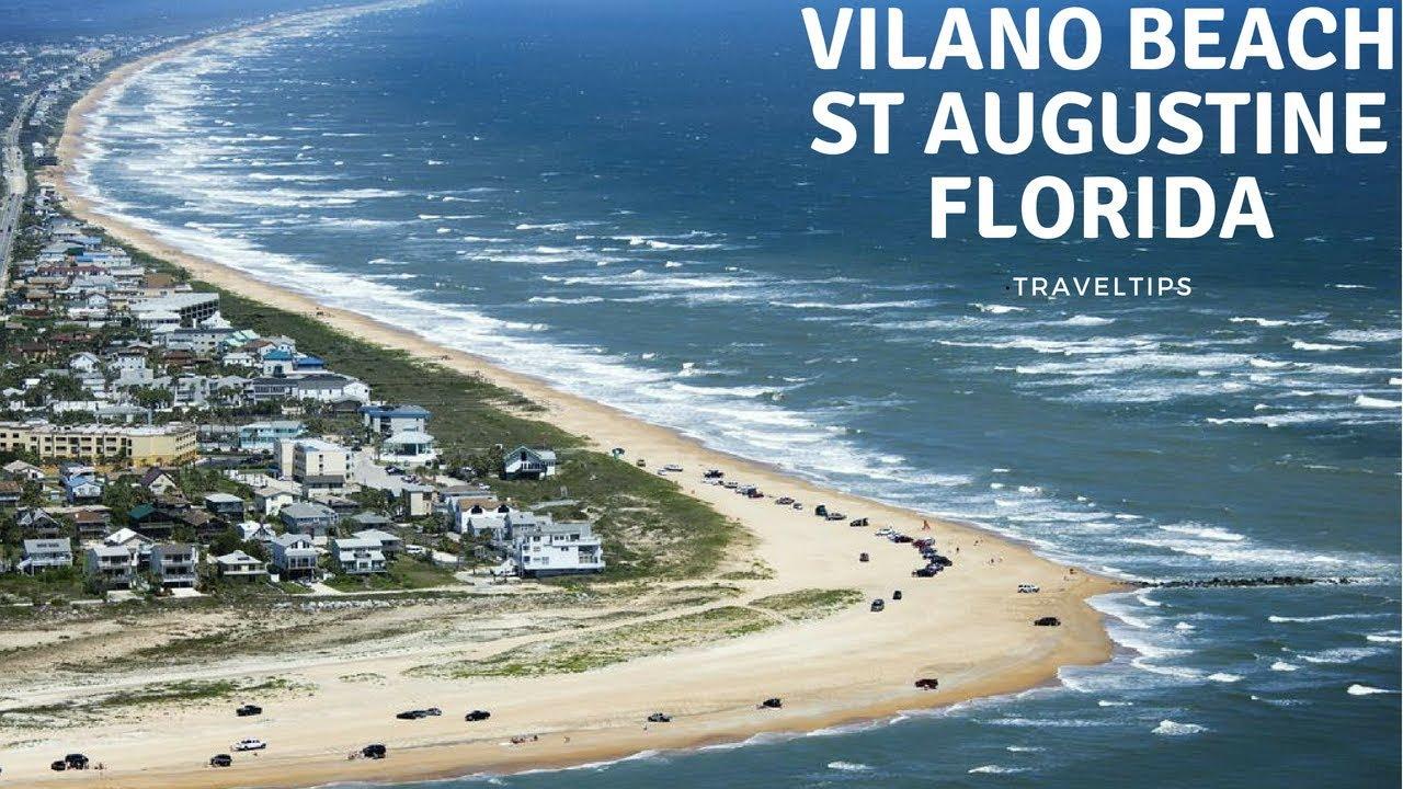 Vilano Beach St Augustine Florida