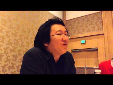 Masi Oka on Returning as Hiro for HEROES REBORN