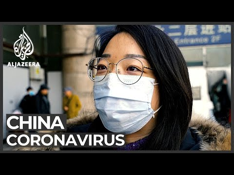 China coronavirus: Two deaths reported outside Hubei