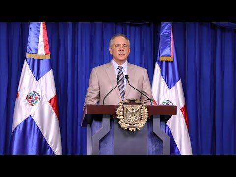 Familias dominicanas no están solas. Gobierno protegerá a la población y trabaja para garantizar asistencia