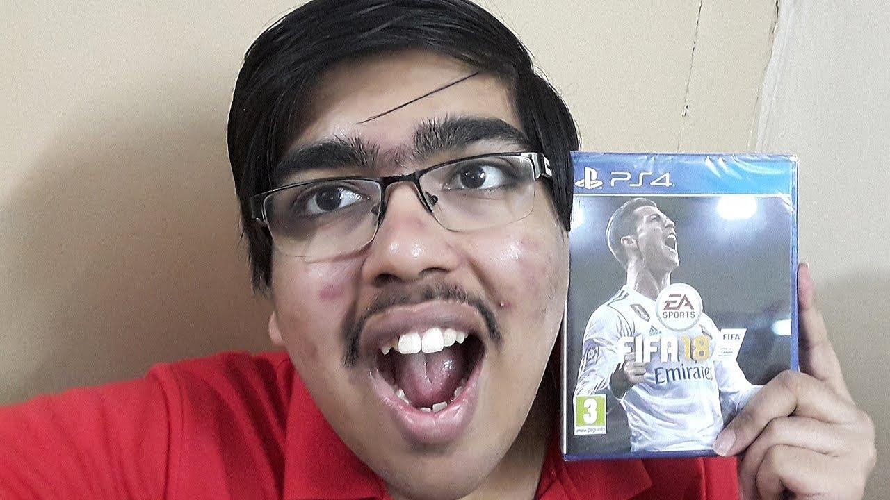 29be76218 FIFA 18