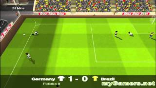 Sensible Soccer 2006 - Germany VS Brazil