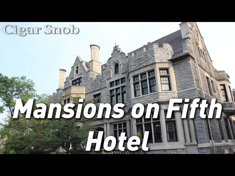 Mansions on Fifth Hotel, Pittsburgh