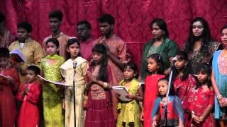 Bandow Charan Kamal Raghunandan (Bhajan) - GDKM Choir