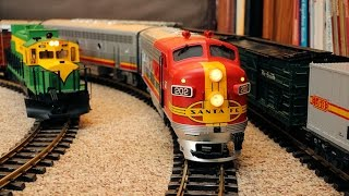 Model Trains Have Taken Over My House!
