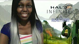 Reaction HALO Infinite Official Trailer E3 2018 Game.