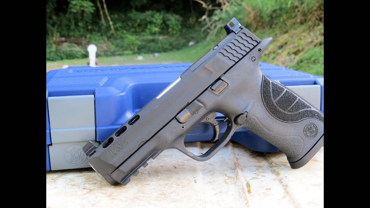 Smith wesson m p core 9mm ported performance center for M p ported core 9mm