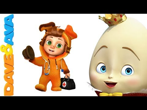 😊 Nursery Rhymes & Baby Songs | Nursery Rhymes and Kids Songs from Dave and Ava 💈