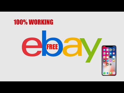 How To Get An IPhone X On EBAY For FREE!!!! (100% REALLY WORKS)