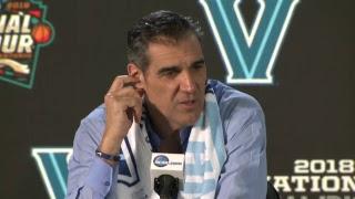 News Conference: Michigan & Villanova - Postgame