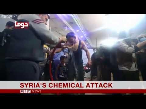 2018 April 11 BBC One minute World News