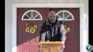 Being rooted in Jesus the Sustainer and Source of Life | Pastor Samuel Watkins | 1/17/21