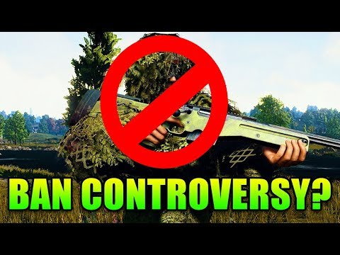 PUBG Bug Ban Controversy - This Week in Gaming | FPS News