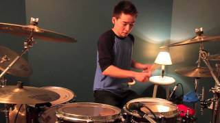 One Direction - Kiss You | DRUM COVER by DannyFinDrums