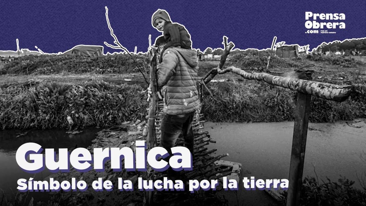 Guernica // Símbolo de la lucha por la tierra