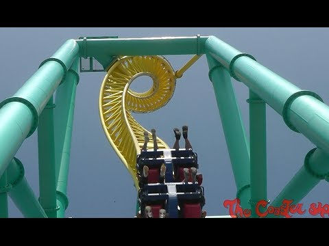 Wicked Twister Off Ride HD roller coaster - Cedar Point