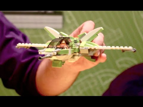 How To Build A Lego Spaceship Youtube