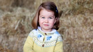 Queen Elizabeth Says Princess Charlotte Bosses Around Her Big Brother, Prince George!
