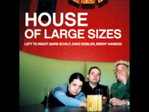 House of Large Sizes Lightning Rod Salesman