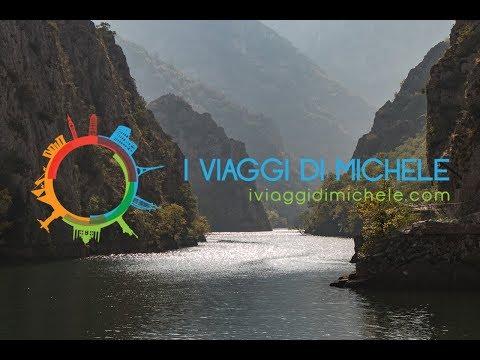 Matka Canyon - Macedonia - Travel Blog :: I Viaggi di Michele :: - Drone DJI