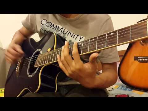 Ipang - tentang cinta, guitar tutorial video