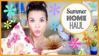 Summer Home Haul ♥ Random Stuff + Decor! Thumbnail
