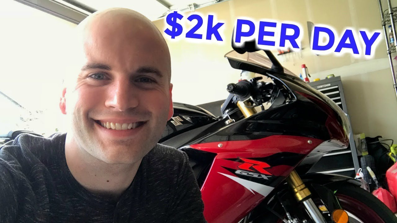How To Make $2,000 PER DAY Working From Home (Exactly What I Do)
