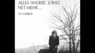 Wolfgang Ambros - Ollas Aundre Zöht Ned Mea (1972)