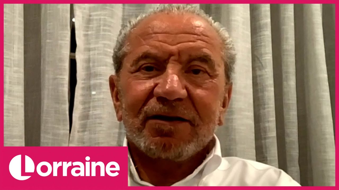 Download Lord Alan Sugar on the Future of The Apprentice | Lorraine