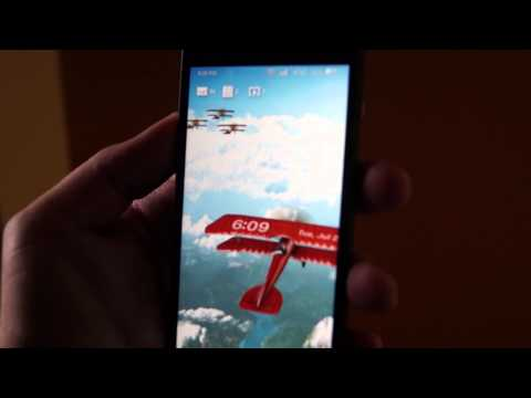 Amazon Fire Phone Dynamic Perspective