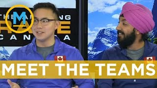 This season of Amazing Race Canada celebrates the heroes among us | Your Morning