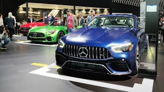 The BEST NEW Mercedes-Benz's at the NY Auto Show!