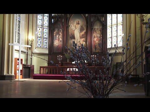 28.03.2021  I  Rīgas Sv. Pāvila draudzes dievkalpojuma sprediķis