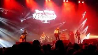 Graveyard - No Good, Mr Holden live @ Graspop Metal Meeting 2014