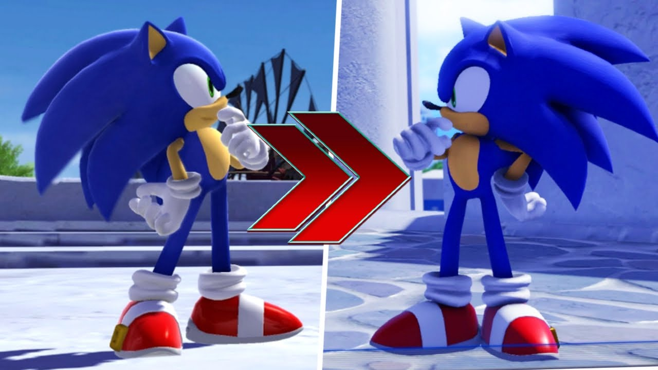 Sonic World Adventure Roblox Edition (Apotos Update!)
