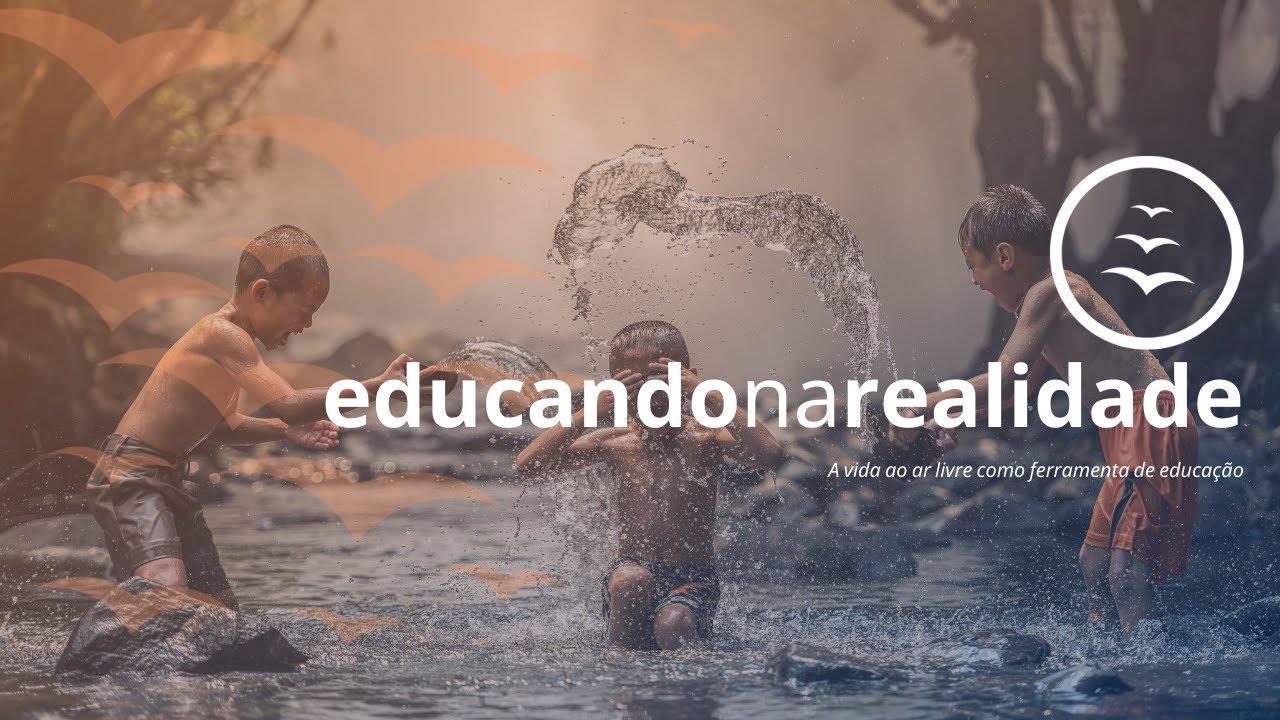 Educando na Realidade - Vídeo Página de Vendas