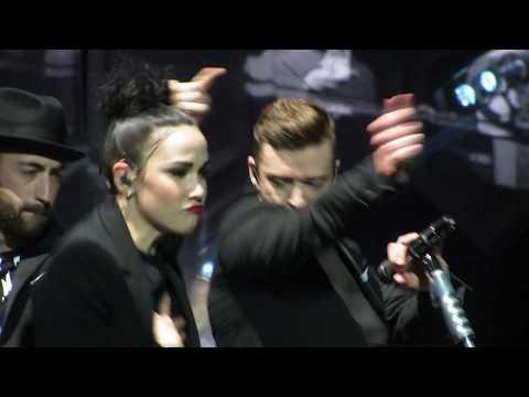 Justin Timberlake - Suit and Tie - Gwinnett Center - Atlanta (12-20-14)