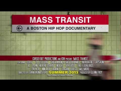 Mass Transit - A Boston Hip Hop Documentary (Trailer)