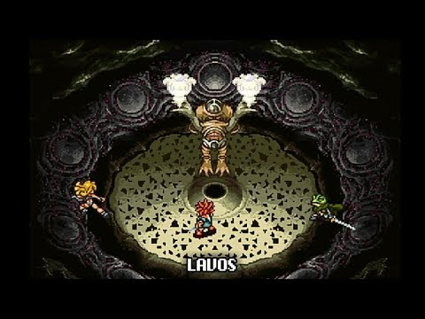 Chrono Trigger (Android): [FINAL] Boss [P2/2] Lavos (Body / Core Form)